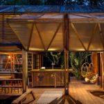 Carlsberg Cabin interior