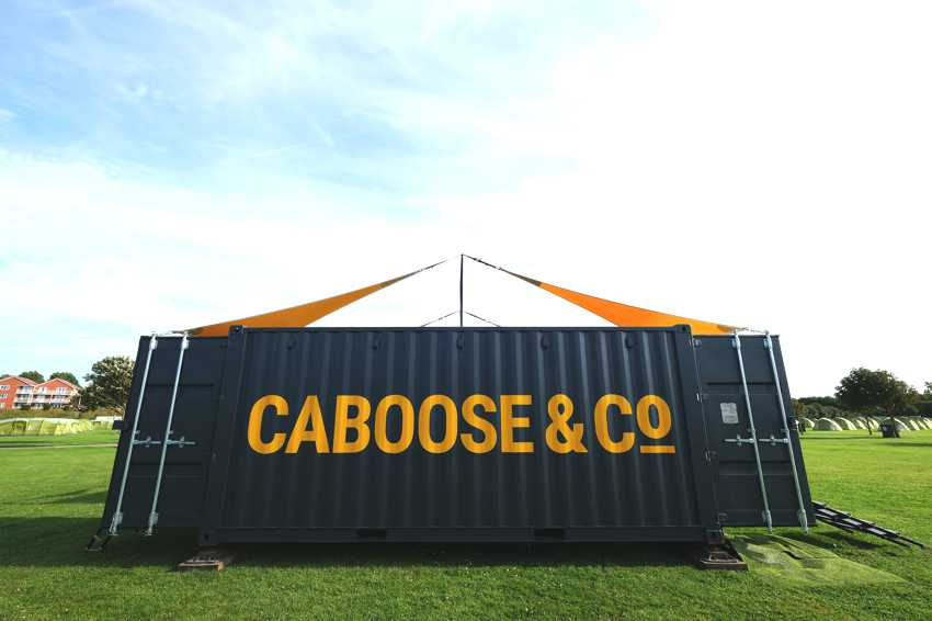 Caboose and Co. – Portable Sleeping Accommodation